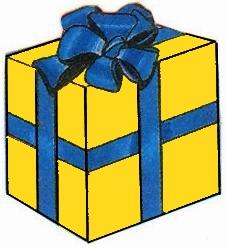 Votre cadeau !